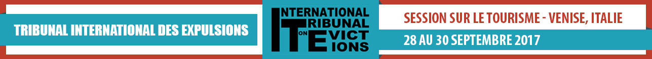Tribunal International des Évictions