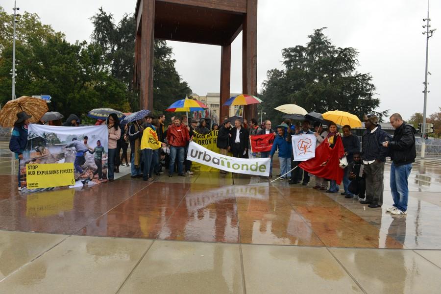 Forum habitat gen ve 2012 une arme pour le droit au for Forum habitat plus