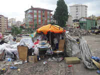 From Istanbul: human rights evicted