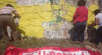 Oaxaca, Apropiación del Tanque Morelos en la Jornada Cero Desalojos