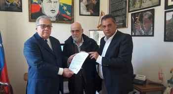 Roma, solidarietà con il Venezuela Bolivariano