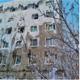 Russian Federation, An Iced and Frozen House in Irkutsk Still Shelters Five Families