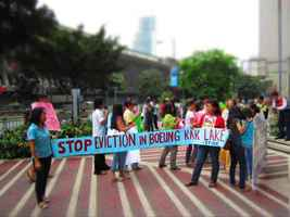 Stop Eviction in Boeung Kak Lake